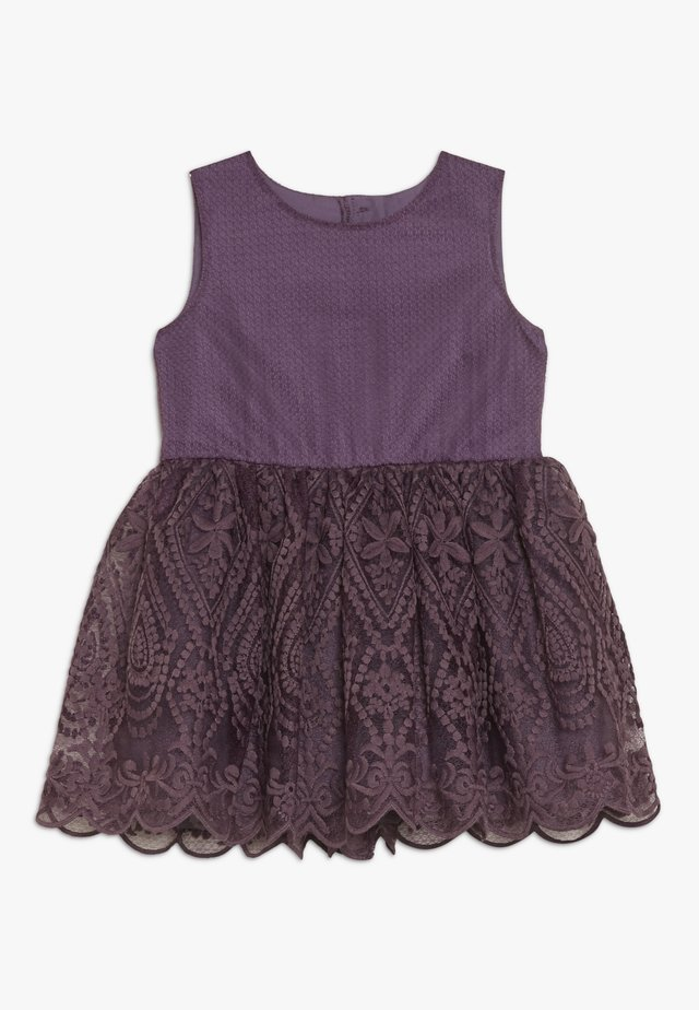 NMFSANDIE SPENCER - Cocktail dress / Party dress - black plum