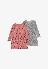 Name it - NMFVUSANNE DRESS 2 PACK - Jerseyklänning - sugar coral - 3