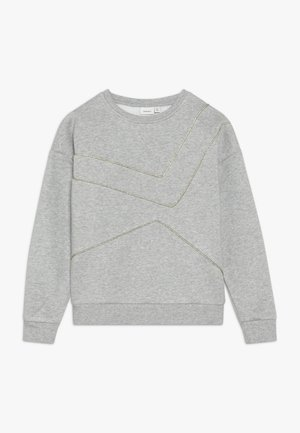 NKFSOFIA - Sweatshirt - grey melange
