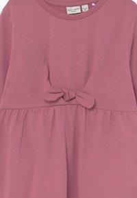 Name it - NMFVIBS DRESS - Denní šaty - heather rose - 3