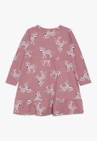 Name it - NMFVICKY DRESS 2 PACK - Jerseyklänning - heather rose - 1