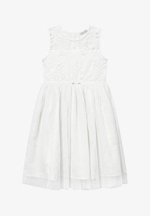 NKFSIV MIDI - Cocktail dress / Party dress - bright white