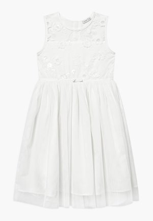 NKFSIV MIDI - Cocktail dress / Party dress - bright white