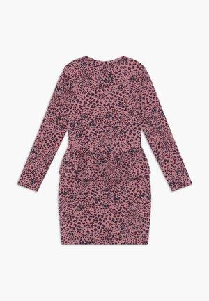 NKFVILMINA  - Jersey dress - heather rose