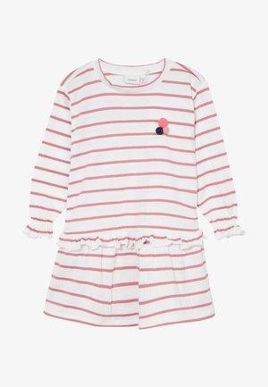 NMFBOSTRIBA DRESS - Vestido informal - heather rose