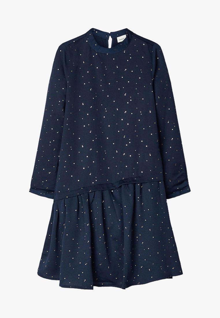 Name it - Vestido informal - dark sapphire
