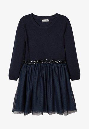 Sukienka koktajlowa - dark sapphire