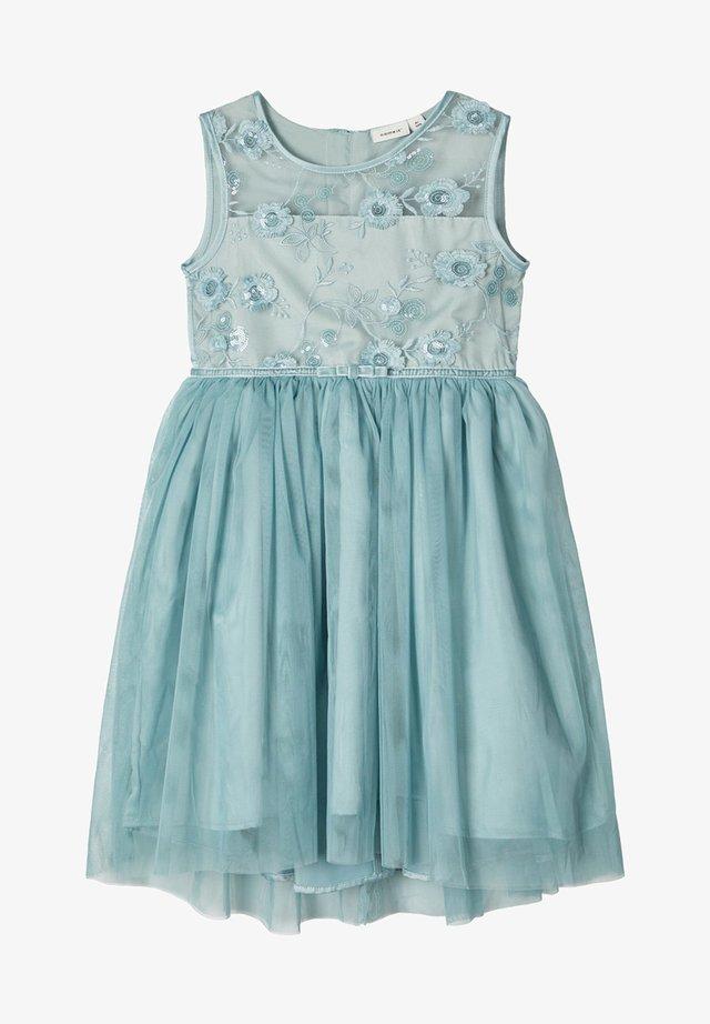 Sukienka koktajlowa - light grey