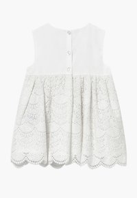 Name it - NBFDANIA SPENCER - Cocktail dress / Party dress - bright white - 1