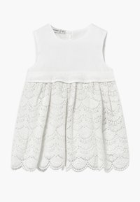 Name it - NBFDANIA SPENCER - Cocktail dress / Party dress - bright white - 0