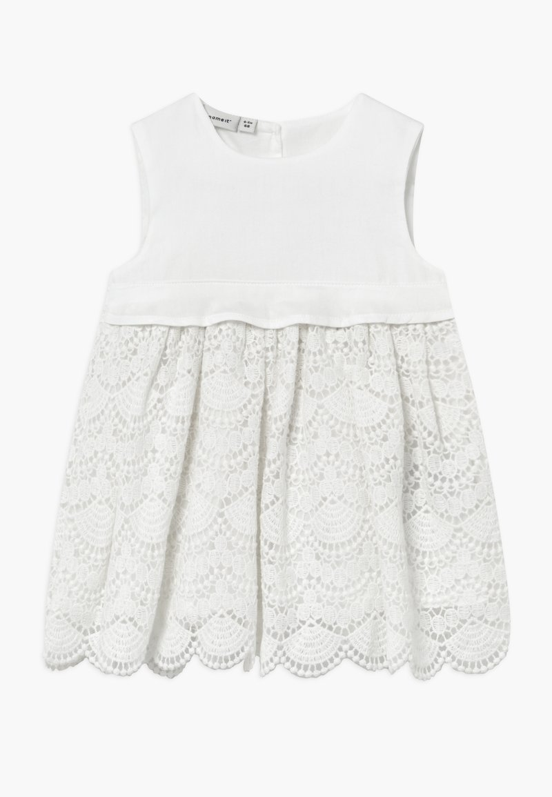 Name it - NBFDANIA SPENCER - Cocktail dress / Party dress - bright white