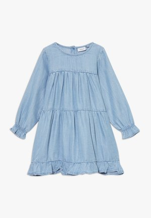NMFDEEDEE DRESS - Denim dress - dream blue