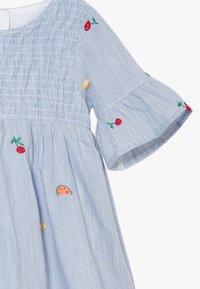 Name it - NMFDENISE DRESS - Košilové šaty - dazzling blue - 2