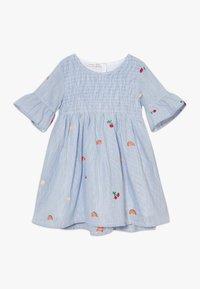 Name it - NMFDENISE DRESS - Košilové šaty - dazzling blue - 0