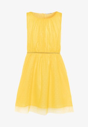 NKFVABOSS SPENCER - Cocktail dress / Party dress - aspen gold