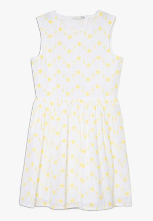 NKFFREJA SPENCER - Cocktail dress / Party dress - bright white