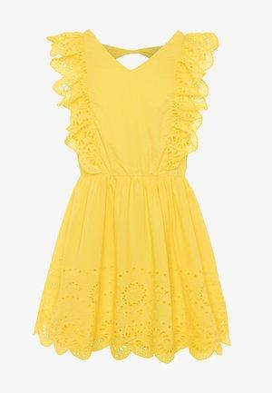 NKFFELICITY SPENCER - Day dress - aspen gold
