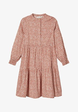Day dress - cinnamon stick