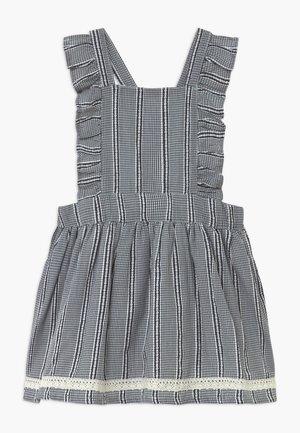 NMFFLORA SPENCER - Denní šaty - dark sapphire