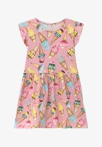 Name it - NMFZILLE - Denní šaty - pink nectar - 2