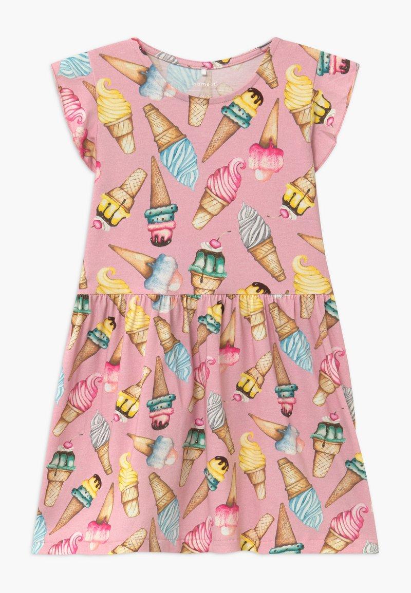 Name it - NMFZILLE - Denní šaty - pink nectar