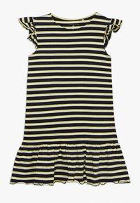 Name it - NKFJILL DRESS  - Žerzejové šaty - dark sapphire - 0