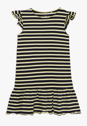 NKFJILL DRESS  - Jersey dress - dark sapphire