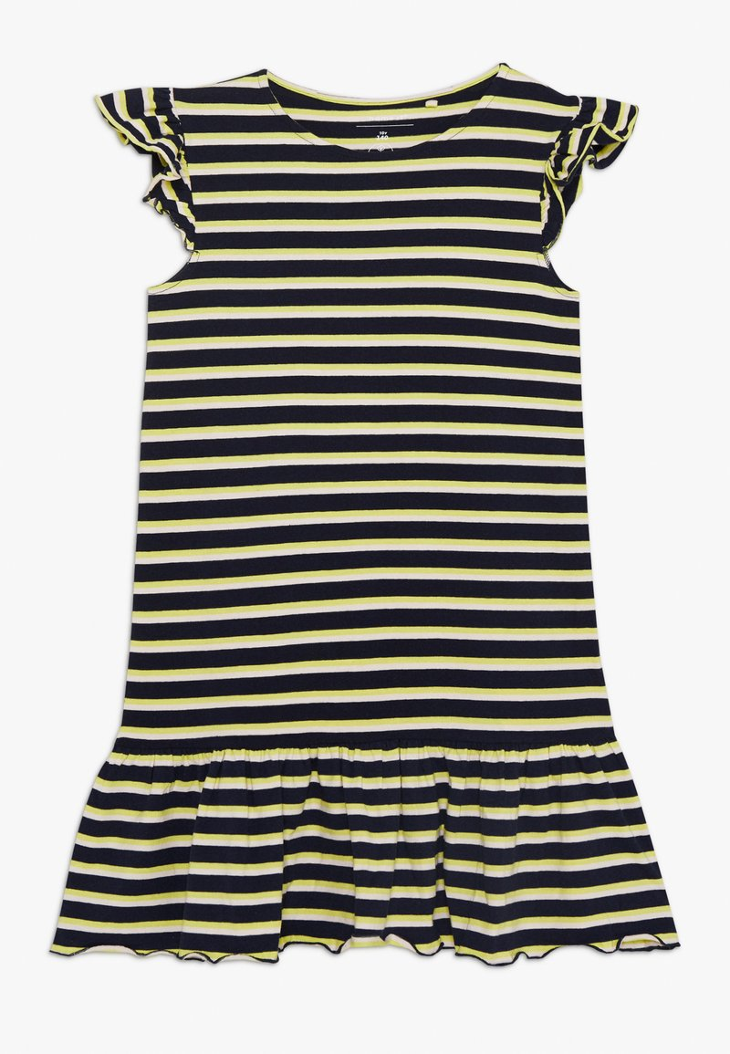 Name it - NKFJILL DRESS  - Žerzejové šaty - dark sapphire
