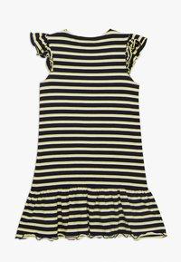 Name it - NKFJILL DRESS  - Žerzejové šaty - dark sapphire - 1