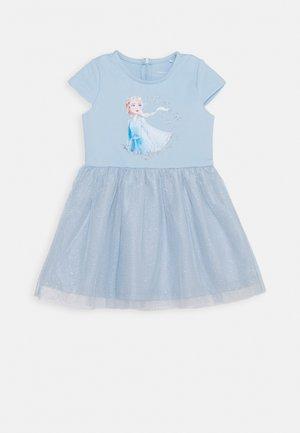 NMFFROZEN REBEC DRESS - Jerseykjoler - blue