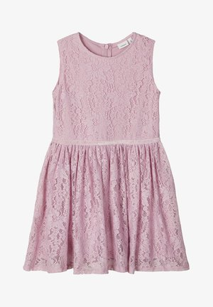 Vestido informal - dawn pink