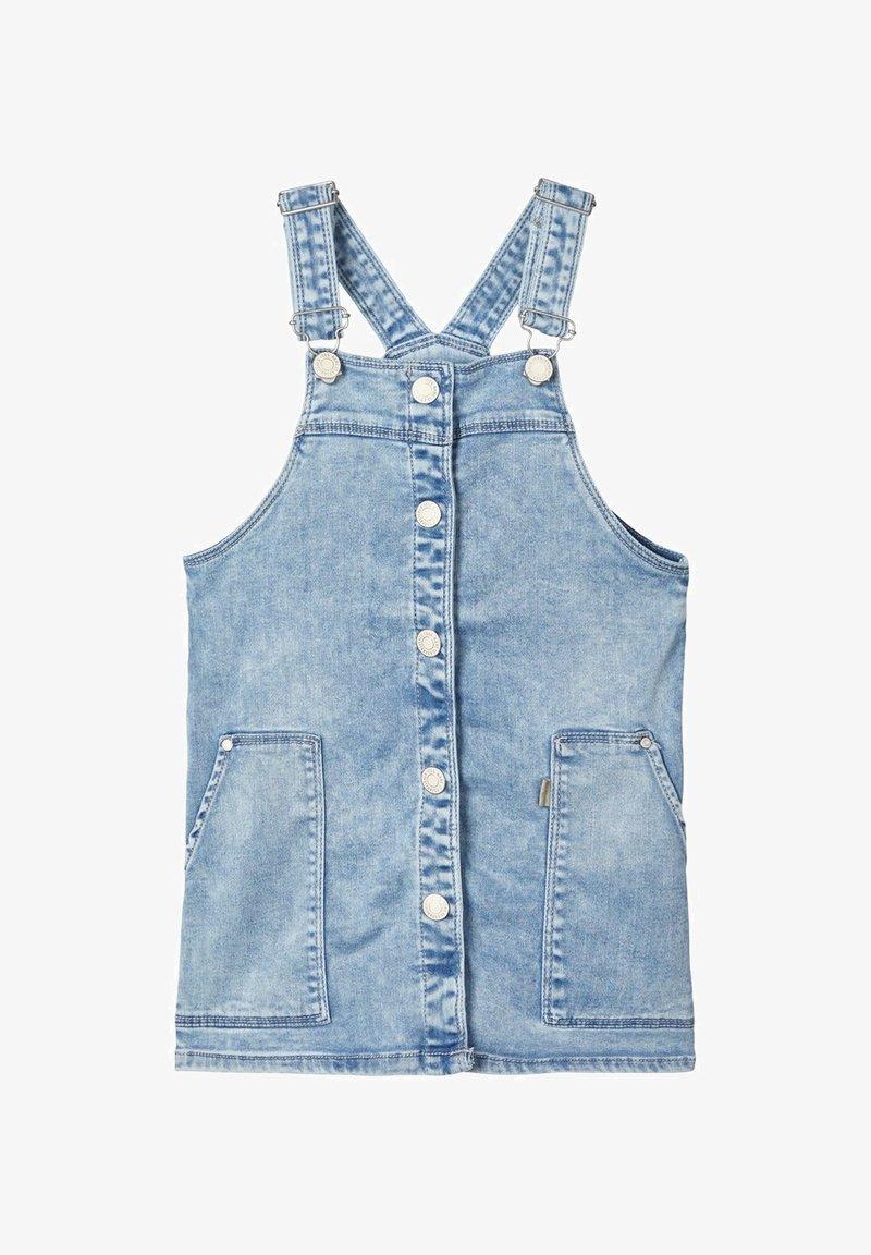 Name it - Denim dress - light blue denim