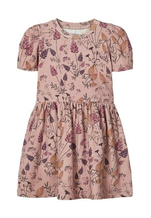 BLUMENPRINT - Jersey dress - deauville mauve