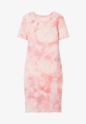 Day dress - calypso coral