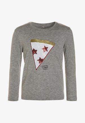 NKFNIZZA  - Pitkähihainen paita - grey melange