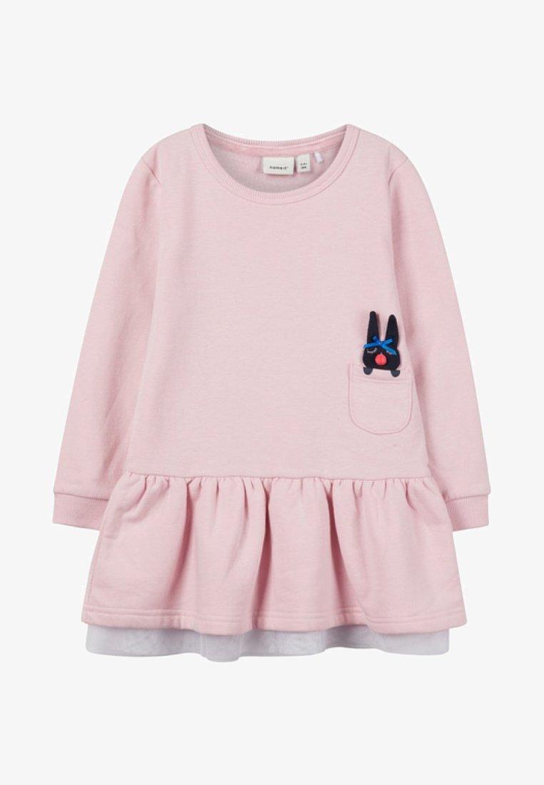 Name it - Langærmede T-shirts - pink