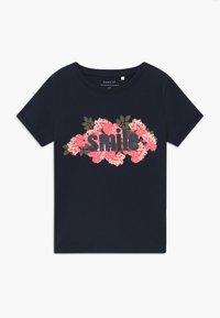 Name it - NKFVIXI BOX 2 PACK - T-shirt med print - dark sapphire - 2