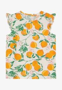 Name it - NKFFIE - Print T-shirt - bright white - 2