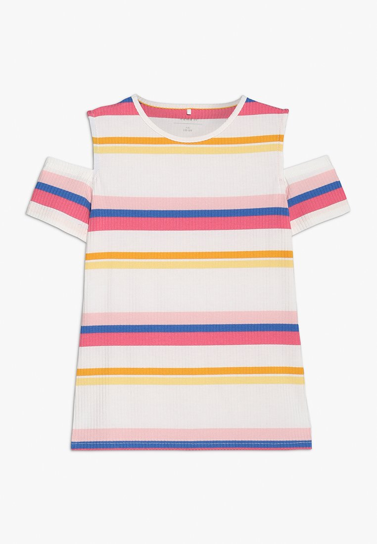 Name it - T-shirt imprimé - cadmium yellow