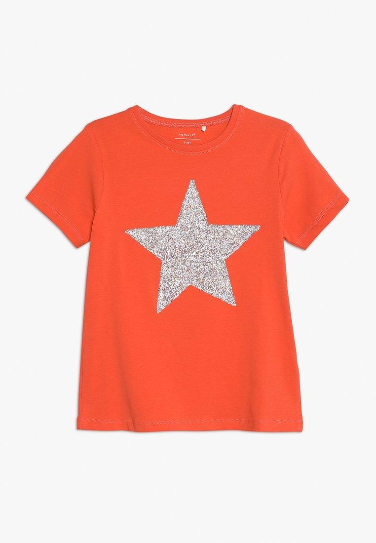Name it - NKFHASTAR - T-shirts print - emberglow