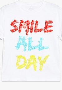Name it - JASDINA - T-shirt print - bright white - 4