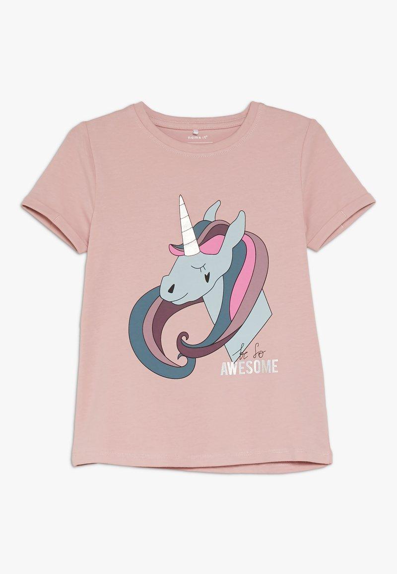 Name it - NMFKIPPA  - T-shirts print - pink