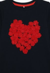 Name it - NMFLUSINA TUNIC - Camiseta de manga larga - dark sapphire - 4