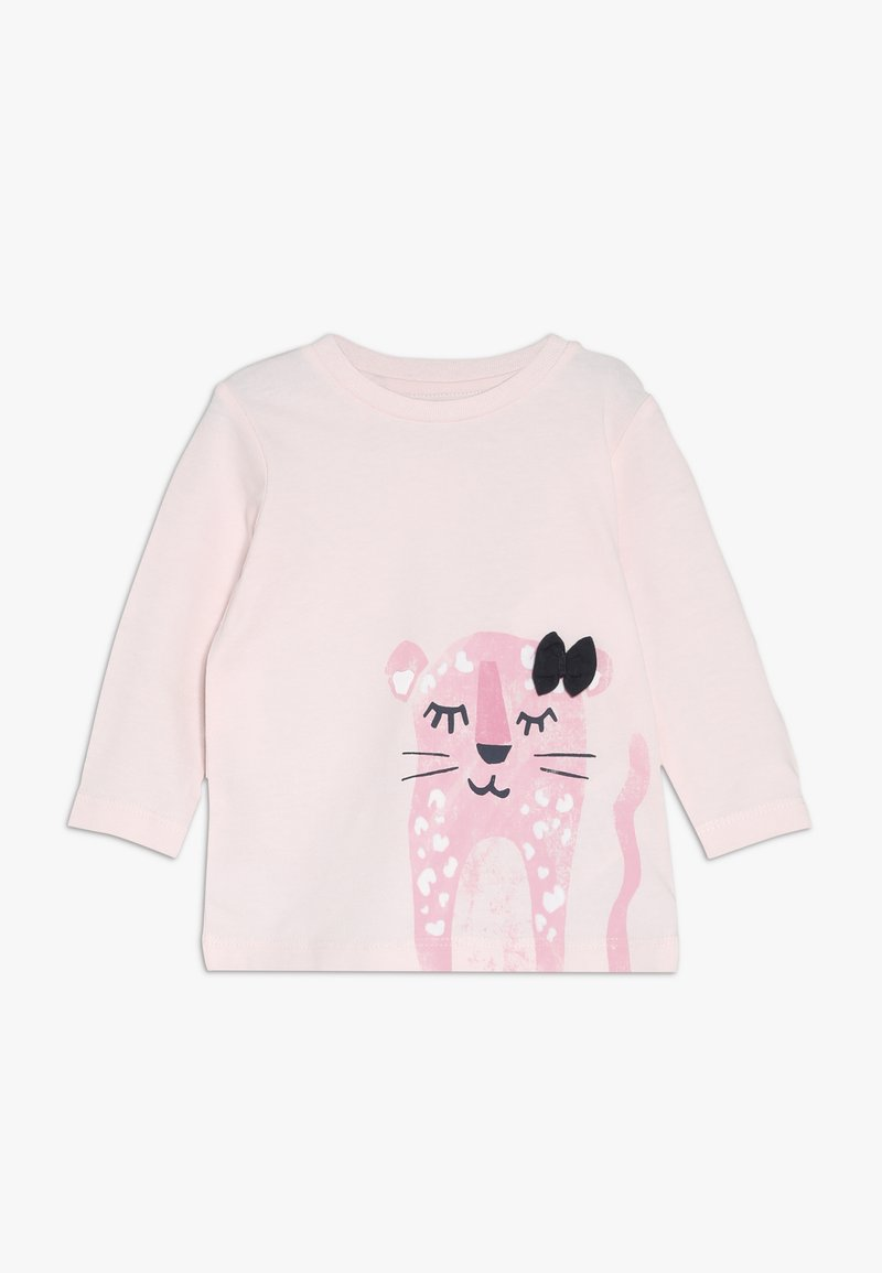 Name it - NBFLANELLE - Long sleeved top - barely pink