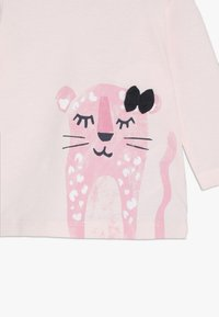 Name it - NBFLANELLE - Long sleeved top - barely pink - 3