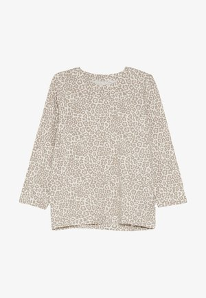 NBFLALA - Long sleeved top - snow white