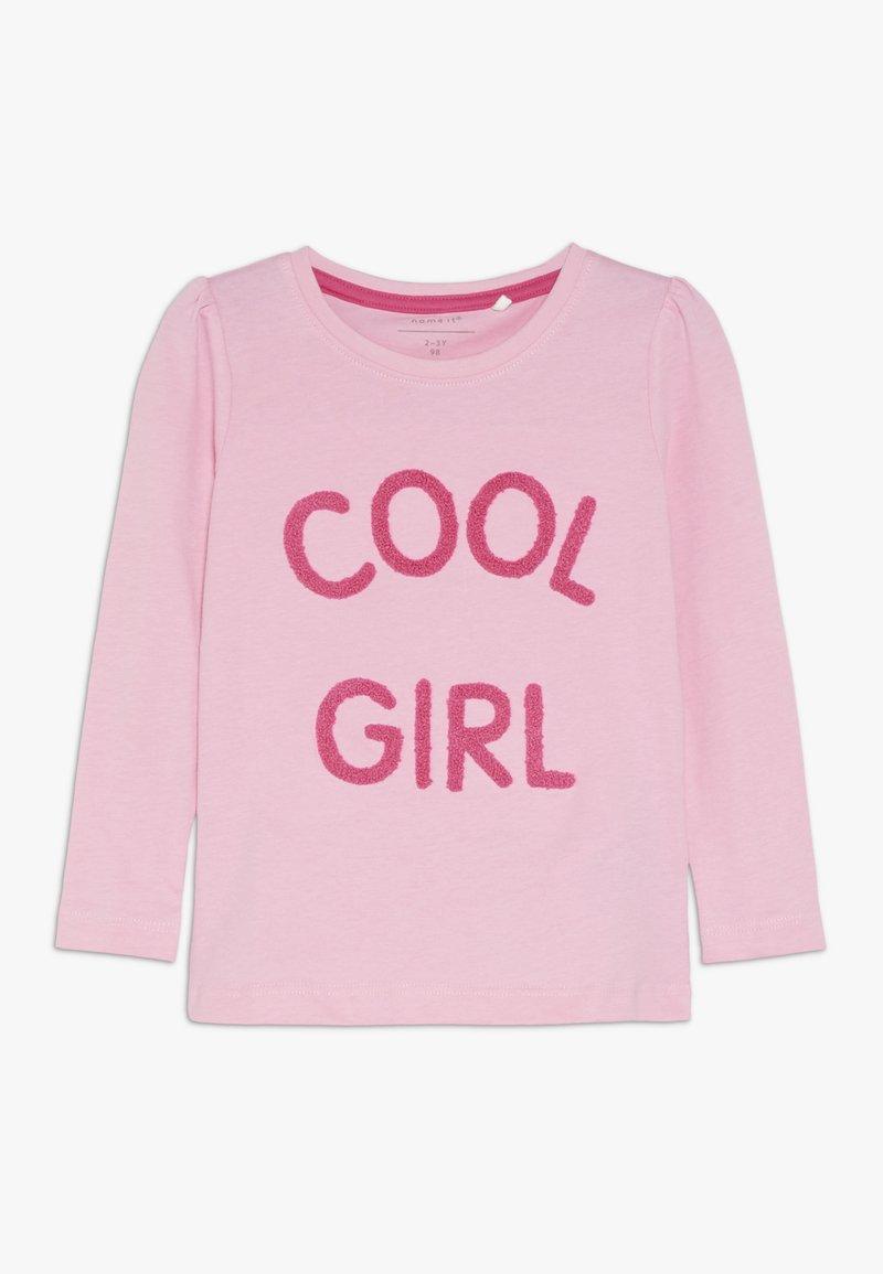 Name it - NMFNANIA  - Långärmad tröja - prism pink
