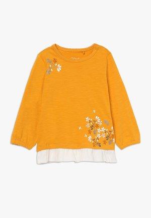 NBFNOVA - Maglietta a manica lunga - golden orange