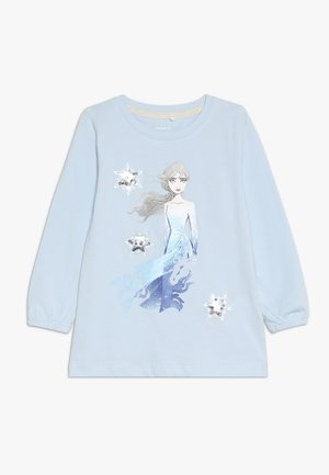 DISNEY FROZEN ELSA - T-shirt à manches longues - blue