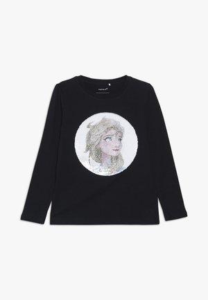 NMF DISNEY FROZEN ELSA - T-shirt à manches longues - dark sapphire